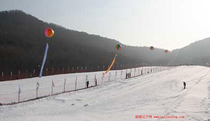 唐风温泉嬉雪滑雪乐园
