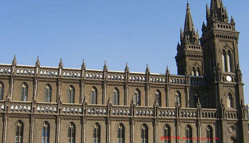 天主教堂(南关教堂)