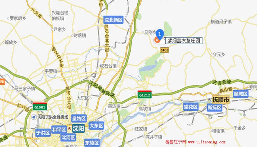 沈阳城市地域结构