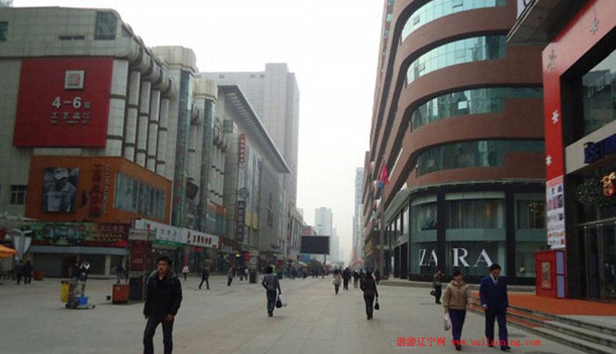 太原街商业步行街