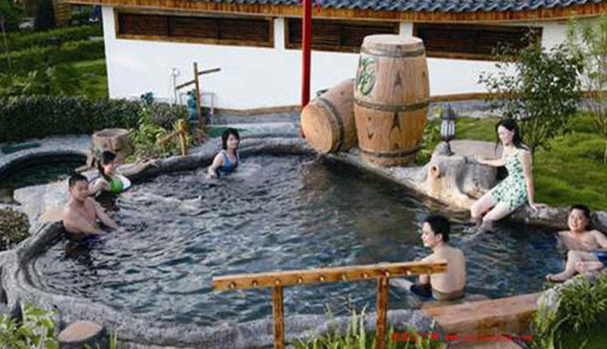 歇马山庄温泉