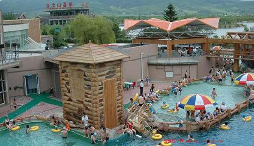庄河步云山温泉生态度假区