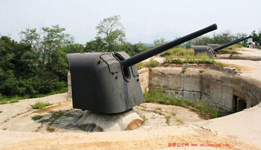 旅顺电岩炮台