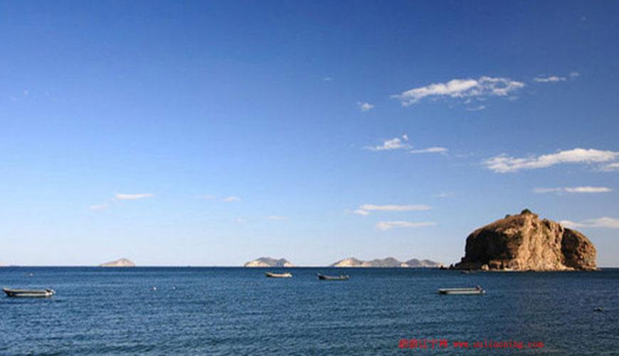 棒槌岛海滨浴场