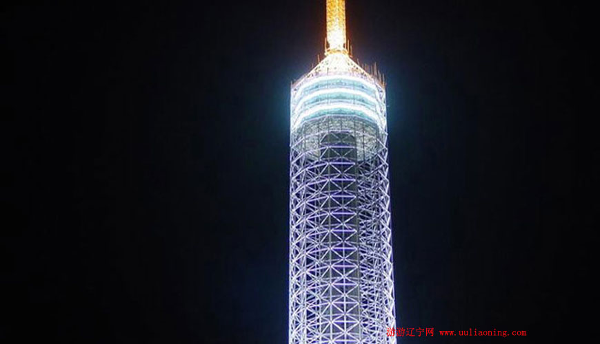 绿山观光塔