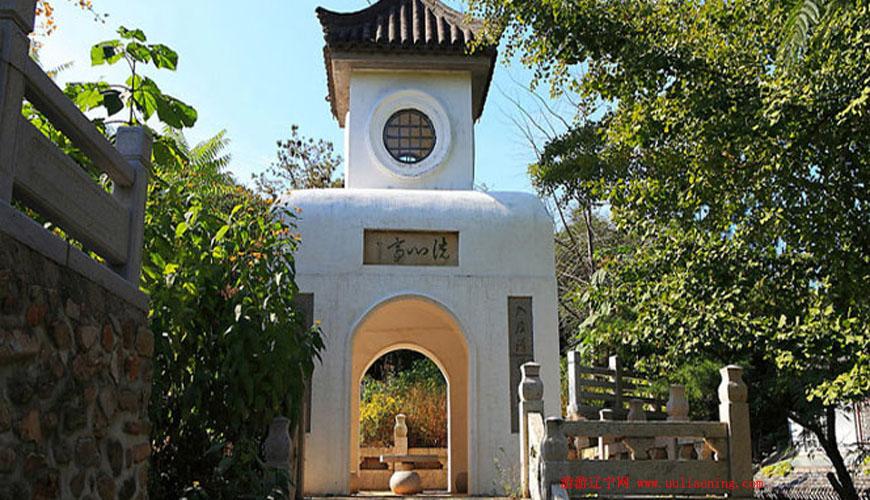 大黑山朝阳寺