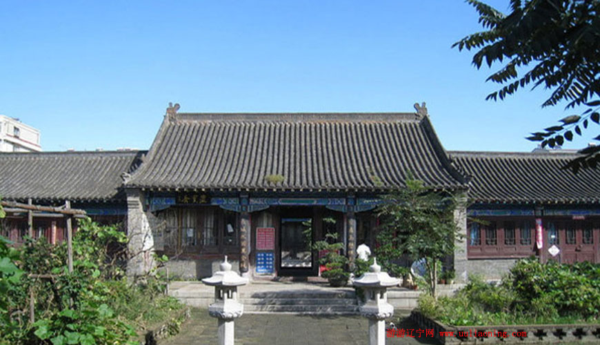 金州副都统衙门博物馆