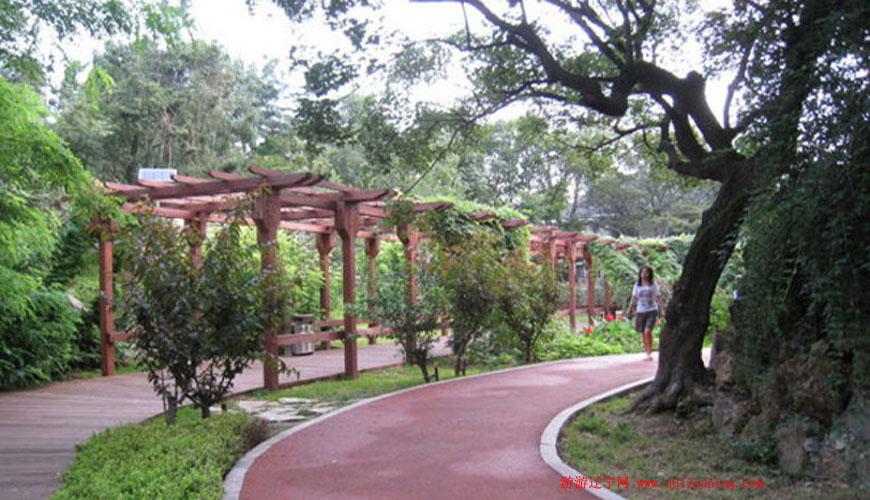 大连植物园