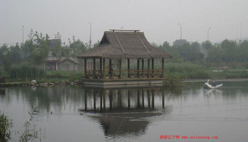 前关湿地公园