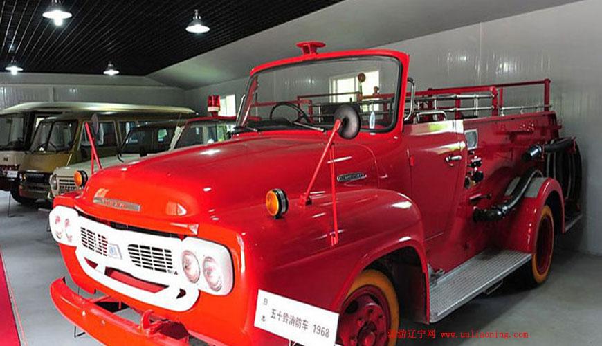 大连老式汽车博物馆