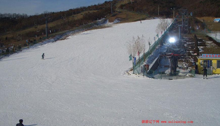 安波滑雪场