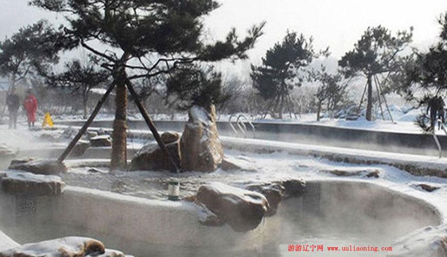 千山温泉滑雪场