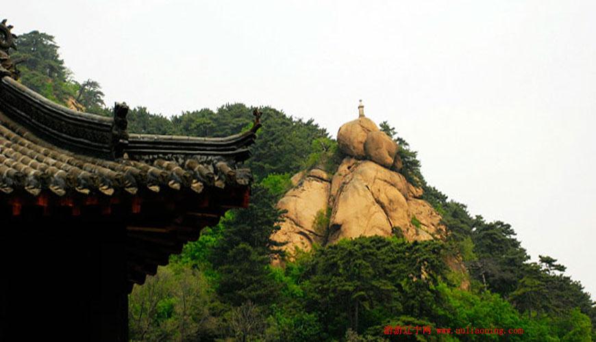 千山风景度假区