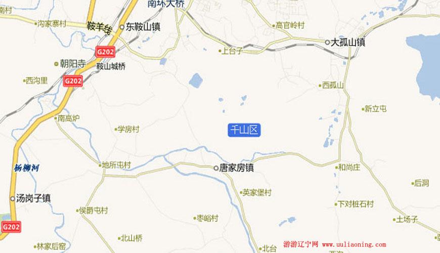双龙山祥云寺