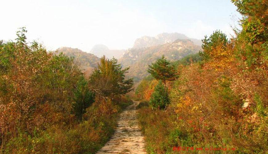 清凉山风景区