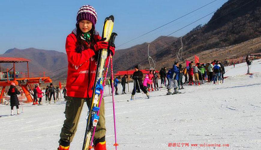 同泉高山滑雪场
