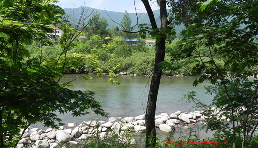 大雅河漂流风景区