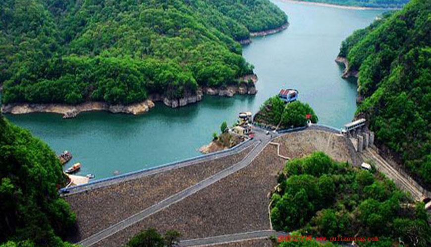 关门山水库风景区