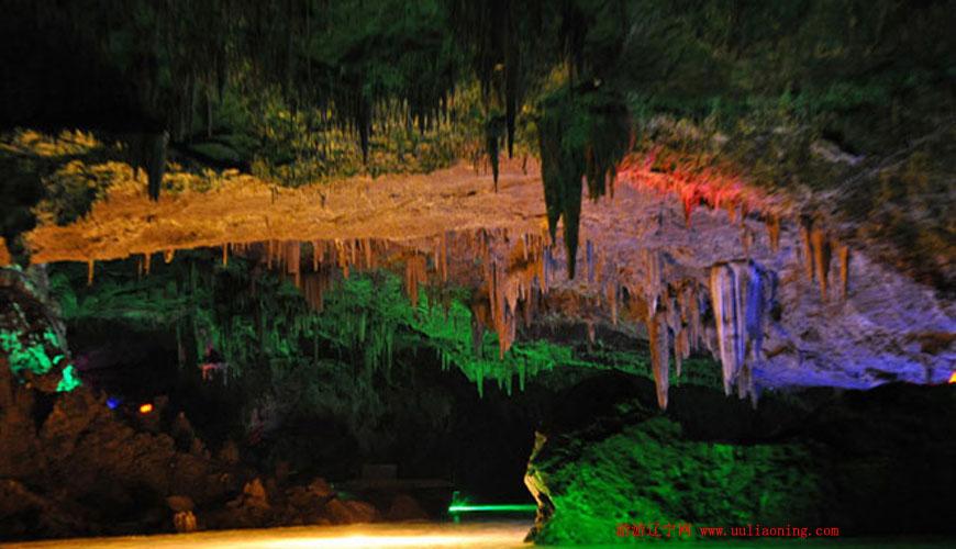 本溪水洞风景区