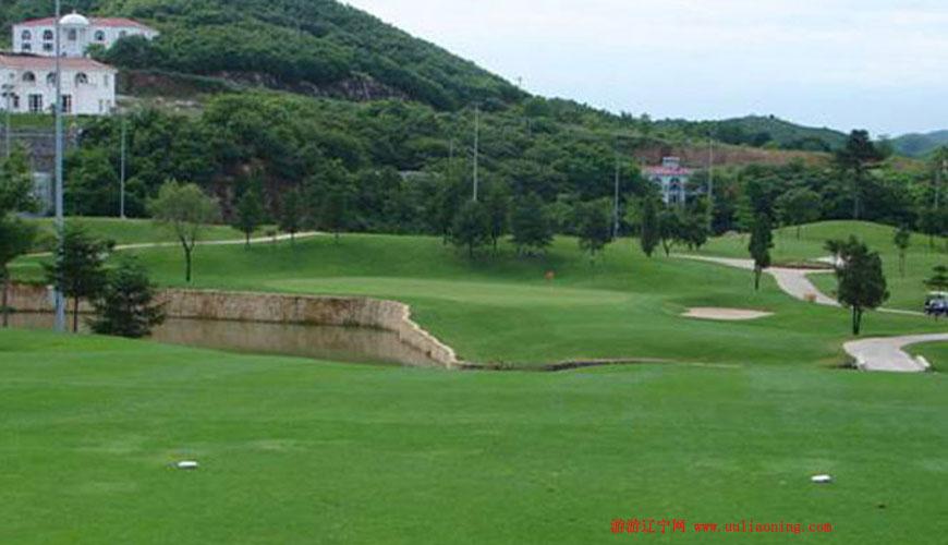 五龙国际高尔夫俱乐部