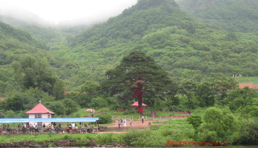 青山沟风景区