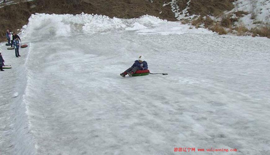 大石桥滑雪场