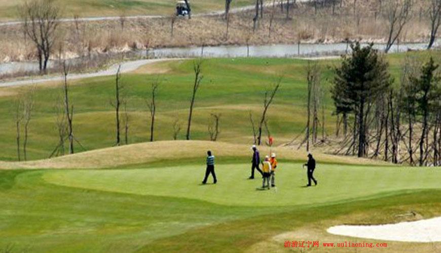 虹溪谷高尔夫俱乐部