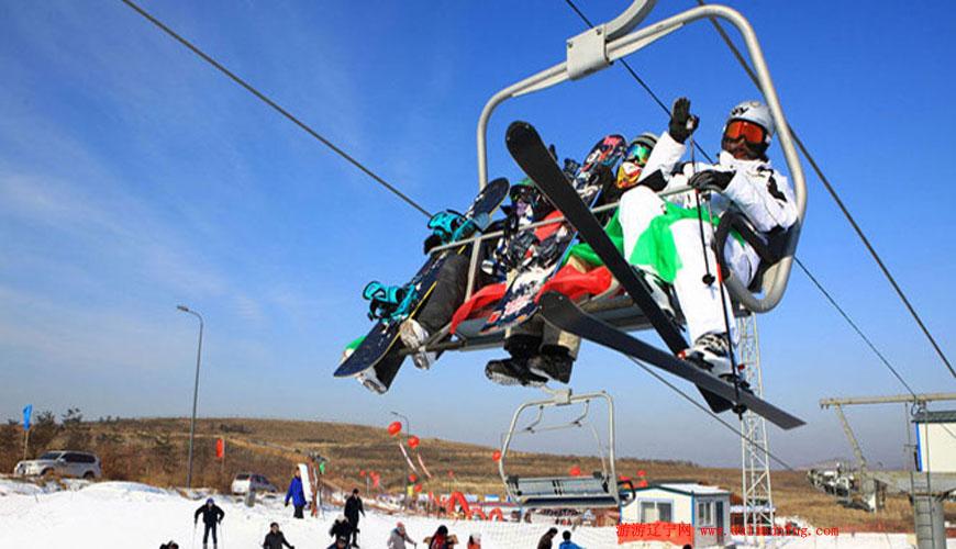 虹溪谷滑雪场