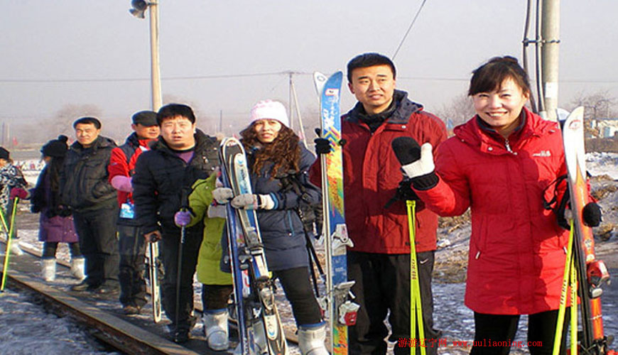 纵横温泉滑雪场(孙家湾滑雪场)