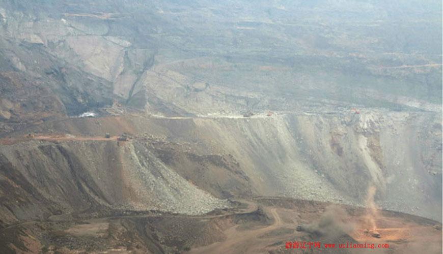海州露天矿国家矿山公园