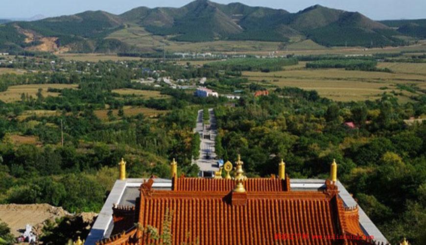 海棠山风景区