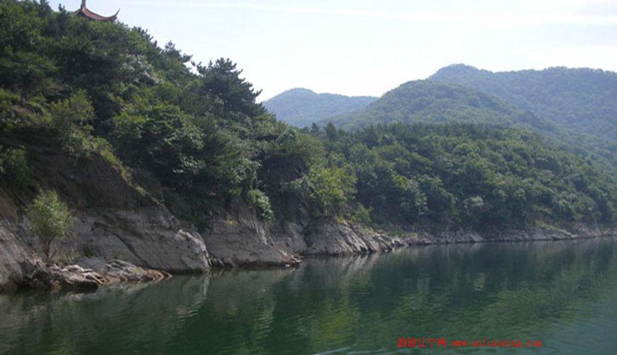 汤河水库风景区