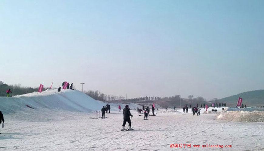 金峰万龙滑雪场
