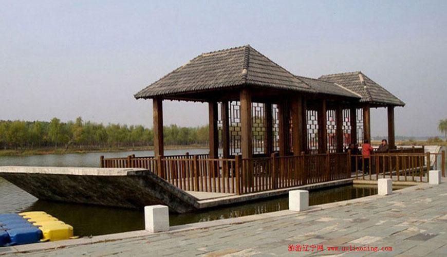 莲花湖国家城市湿地公园