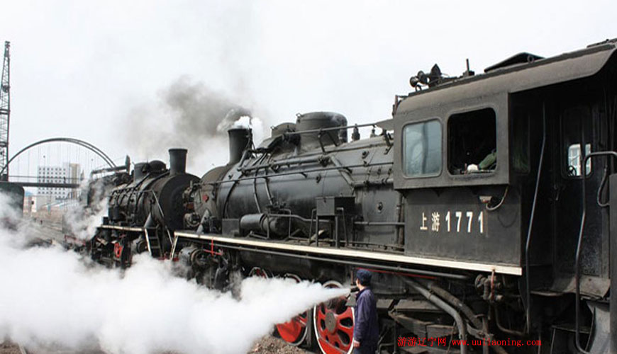 铁煤蒸汽机车博物馆