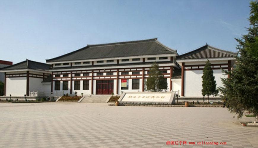 朝阳北塔博物馆