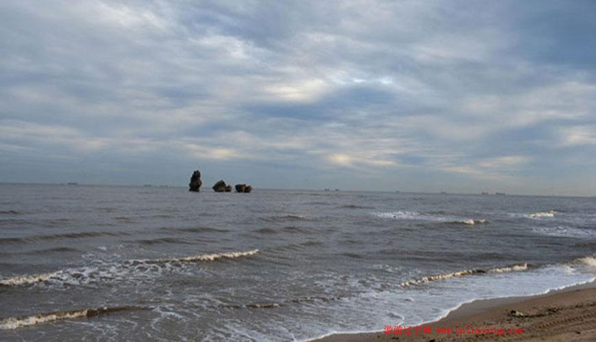 止锚湾海滨