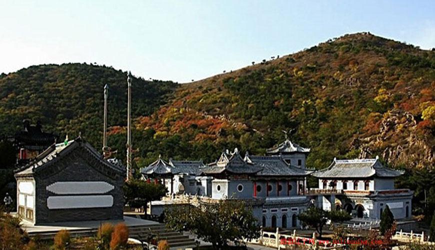 灵山风景名胜区_葫芦岛宗教寺庙_游游辽宁网