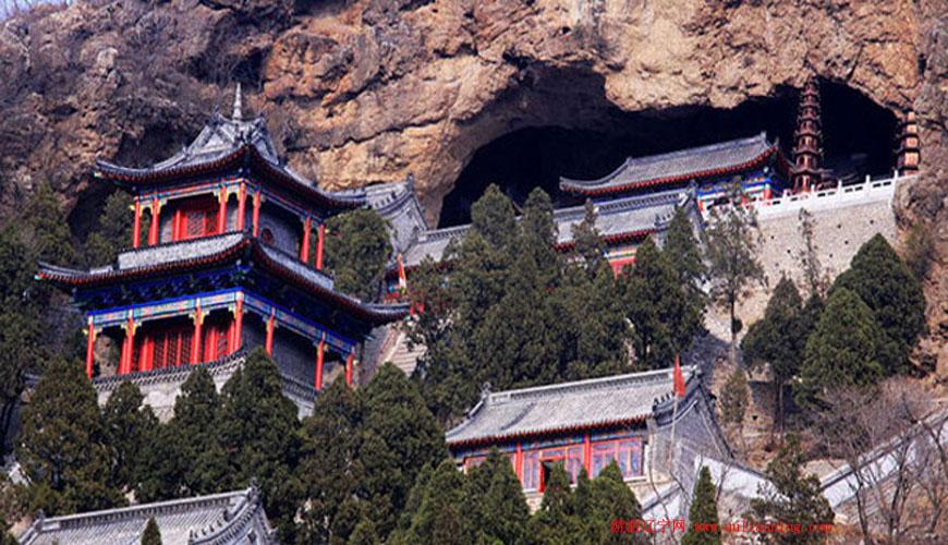 灵山风景名胜区