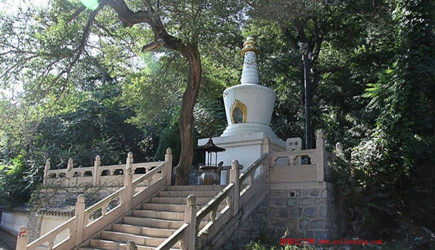 莲花山圣水寺