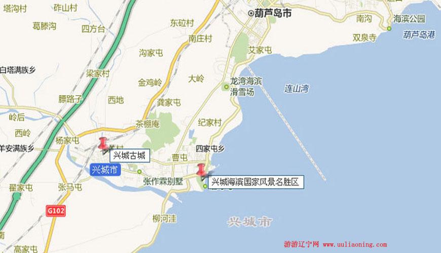 葫芦岛休闲娱乐 正文  景点简介:兴城海滨是国家级风景名胜区,绵延