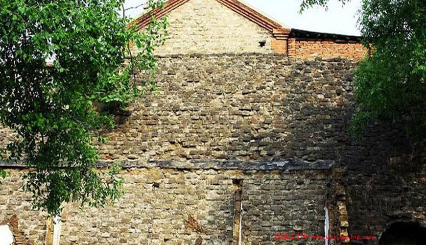 盖州市开始保护古城墙工作