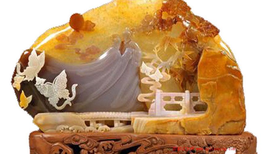 奇石文化助力升级阜新旅游业