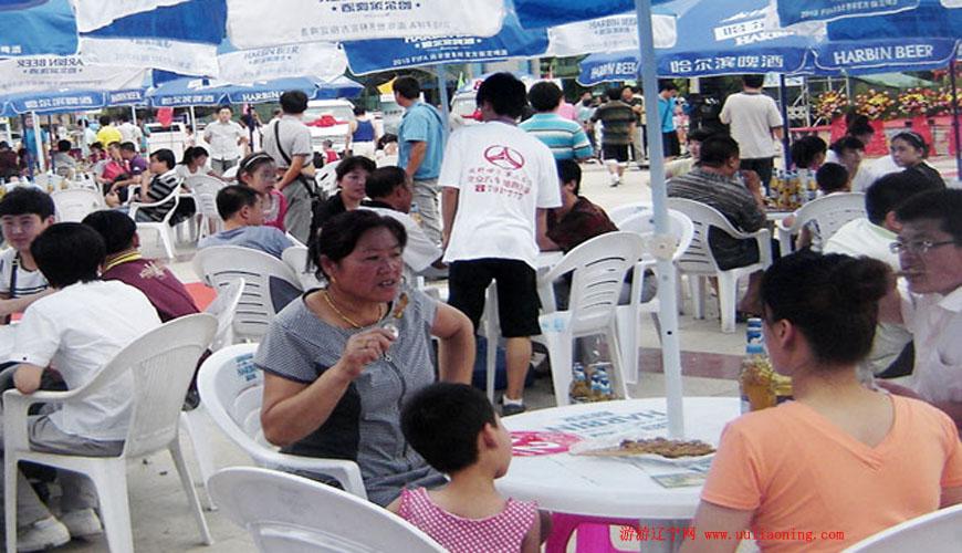 朝阳市举办首届台湾风味美食展