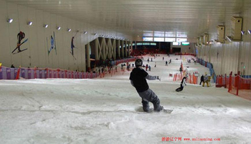 辽宁冠翔冰雪大世界