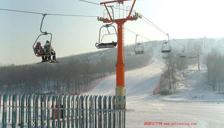 怪坡国际滑雪场