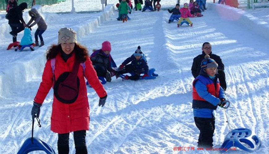 劳动公园冰雪乐园