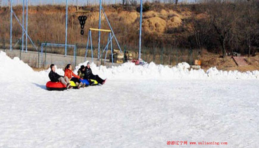 葫芦山庄滑雪场