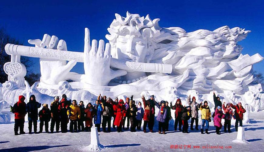 辽宁各地冬季旅游景点汇总