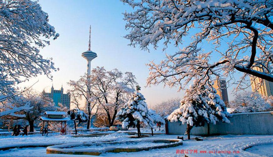 2015辽宁冰雪温泉季开幕